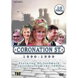 Coronation Street - The Best of 1990-1999 [DVD]